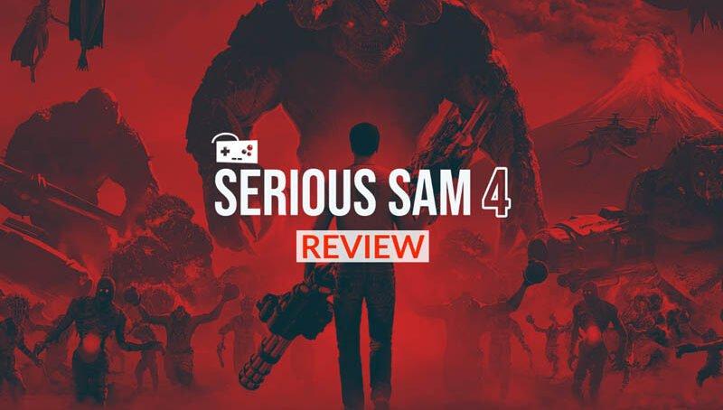 Serious Sam 4 V1.07 Online