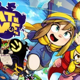 A Hat in Time Online