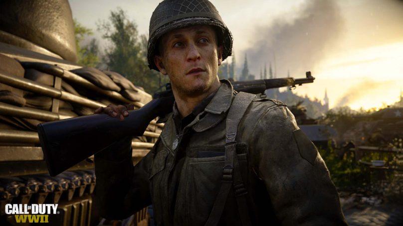 Call of Duty: WWII Shadow War