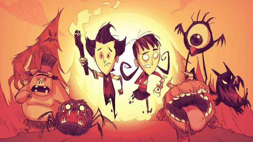 Don't Starve Together V446681 Online