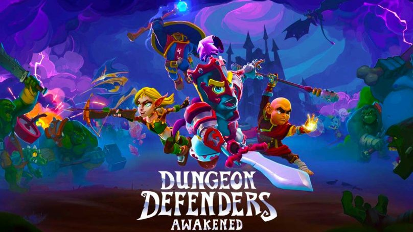 Dungeon Defenders: Awakened Build 27012021 Online