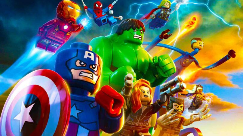 LEGO MARVELs Avengers Deluxe Edition