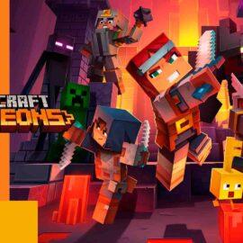 Minecraft Dungeons V1.4.3.0 Online