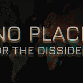 No Place for the Dissident Online
