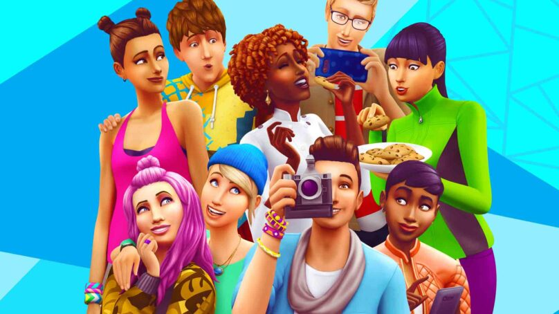The Sims 4 KITS Online