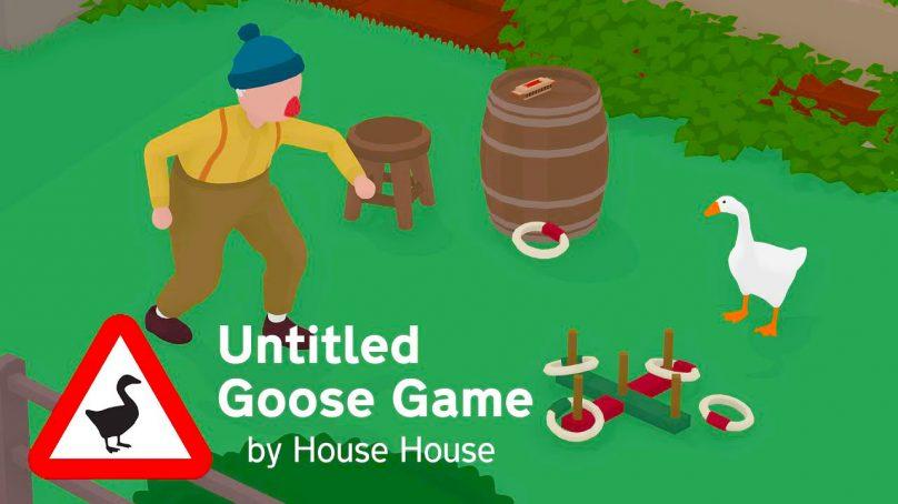Untitled Goose Game Online