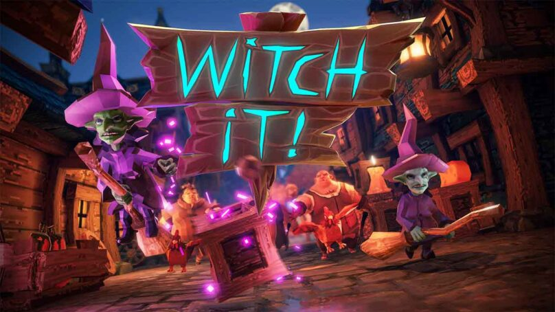 Witch It V1.1.0 Online