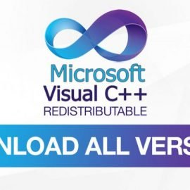 Microsoft Visual C++ 2005-2008-2010-2012-2013-2019 Redistributable Package