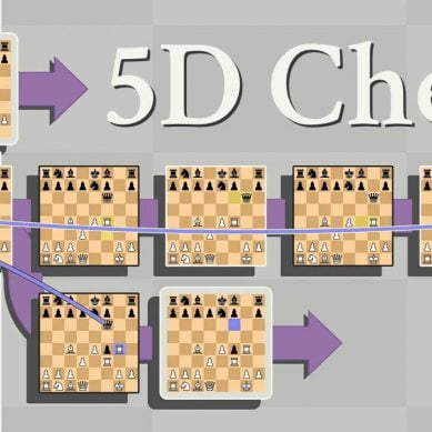 5D Chess With Multiverse Time Travel Online