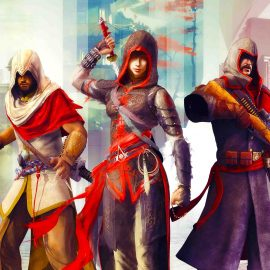 Assassin's Creed Chronicles: China Việt Hóa