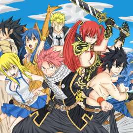 FAIRY TAIL Digital Deluxe Edition V1.06 All DLC