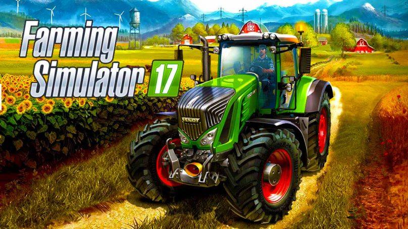 Farming Simulator 17 Online