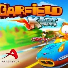 Garfield Kart Furious Racing Online