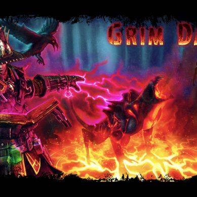 Grim Dawn V1.1.9.0 Việt Hóa Online