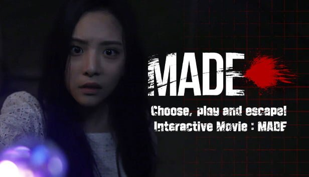 MADE: Interactive Movie – 01. Run away!