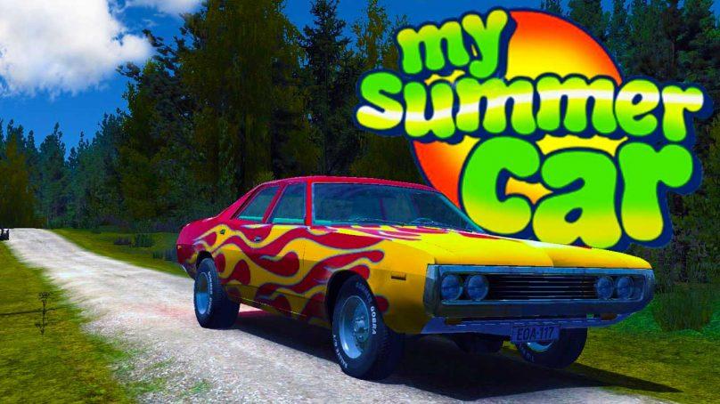 My Summer Car New Online