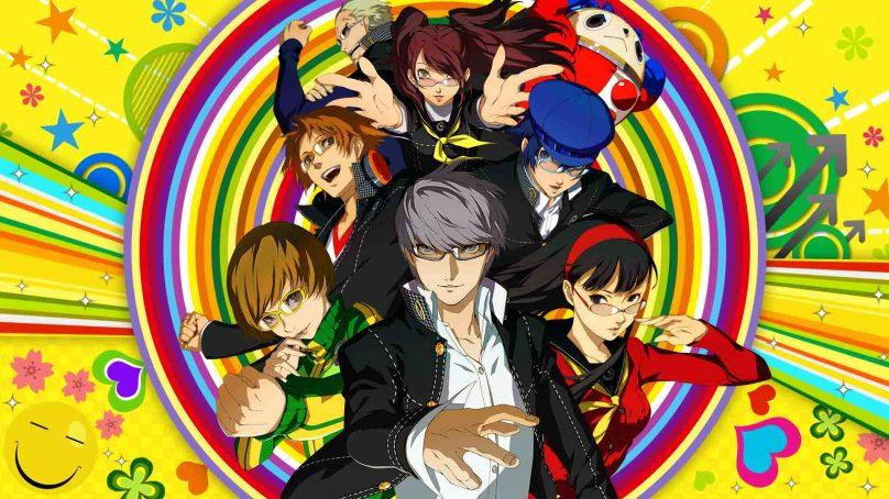 Persona 4 Golden DELUXE EDITION