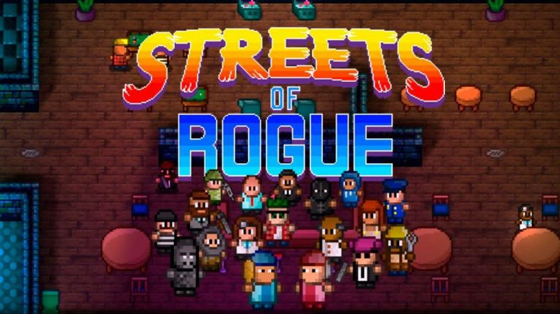 Streets of Rogue V932 Online