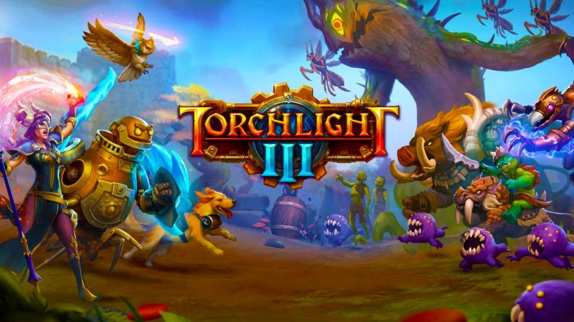 Torchlight III Snow and Steam V2021.01.12
