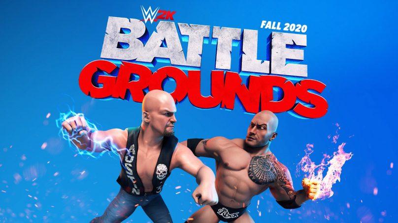 WWE 2K BATTLEGROUNDS Digital Deluxe
