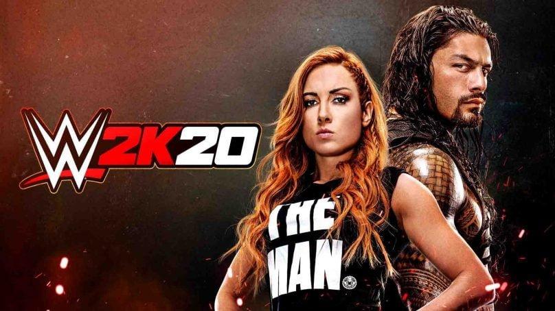 WWE 2K20 Digital Deluxe