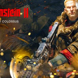 Wolfenstein II The New Colossus Digital Deluxe Edition