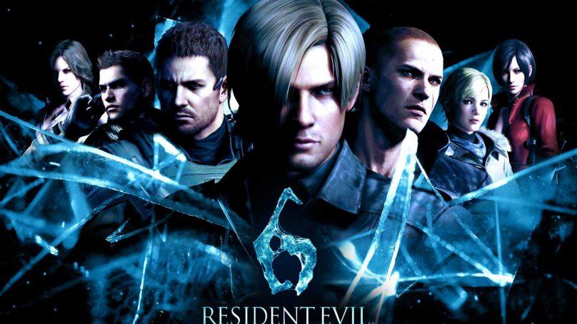 Resident Evil 6 Việt Hóa