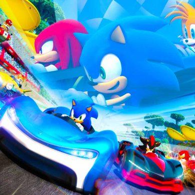Team Sonic Racing Online
