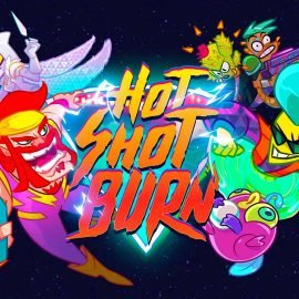Hot Shot Burn Online