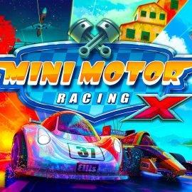 Mini Motor Racing X Party Pack